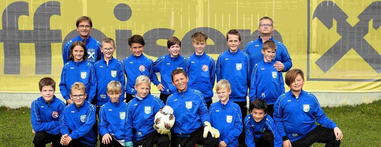 Pichler Wolfgang (UNIQA) unterstützt unsere Fußballjugend