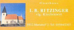 GH Ritzinger - Kirchenwirt