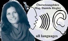 Übersetzungsbüro Daniela Riegler